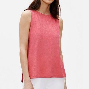 Eileen Fisher Pink Sleeveless Top